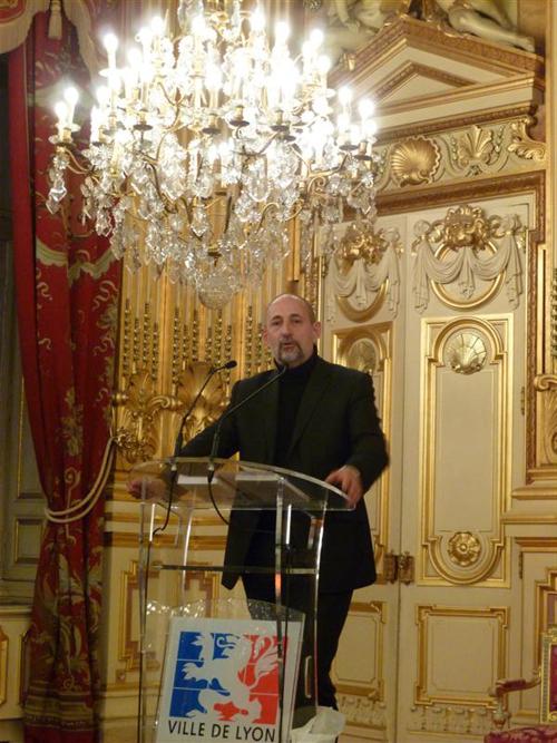 Michel Delorme Thuram mars2012 - 2