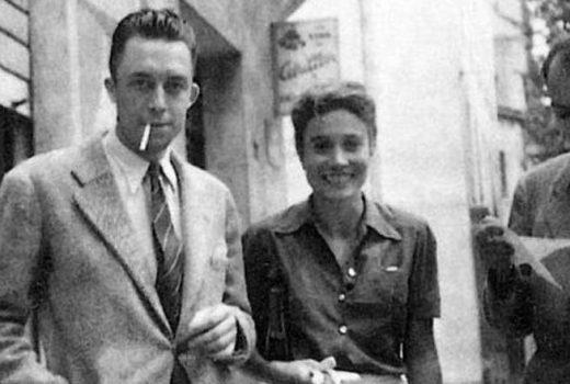 © Collection Catherine et Jean Camus, Fonds Albert Camus, droits réservés.