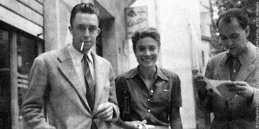 © Collection Catherine et Jean Camus, Fonds Albert Camus, droits réservés.